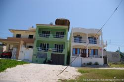 Several two story ocean view homes in Isla Mujeres.jpg
