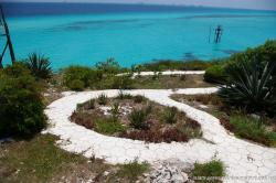 Walkpath with zipline and ocean view near Punta Sur in Isla Mujeres.jpg