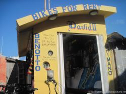 Bikes for rent on Isla Mujeres.jpg
