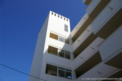 Beige 3 story building near Playa Norte in Isla Mujeres.jpg