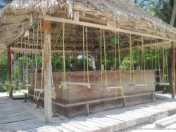 Playa Norte bar with swings.jpg